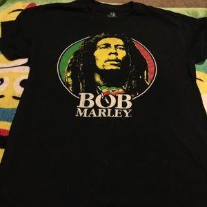 Bob Marley shirt size medium mens